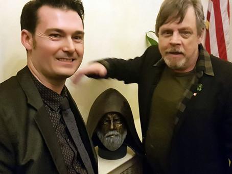 A New Luke Skywalker Statue For Portmagee