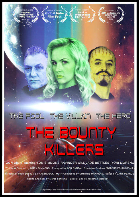 The Bounty Killers