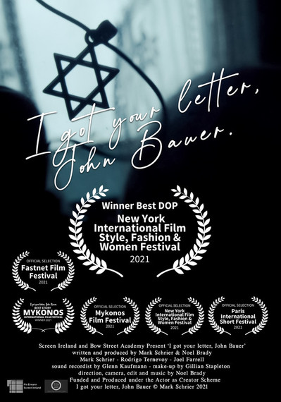I Got Your Letter John Bauer