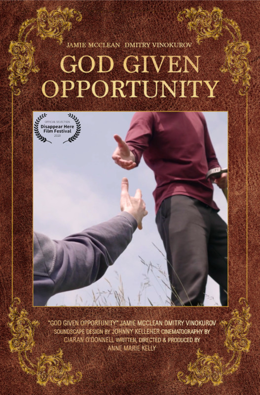 God Given Opportunity