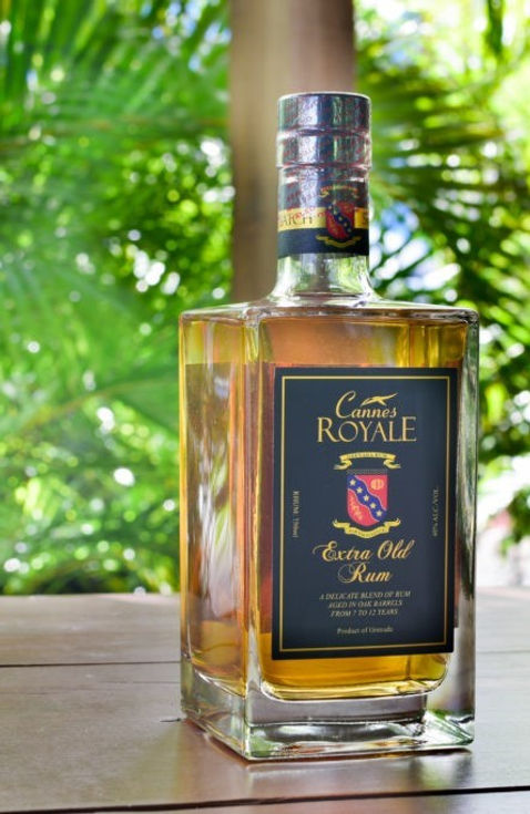 Cannes Royale Rum