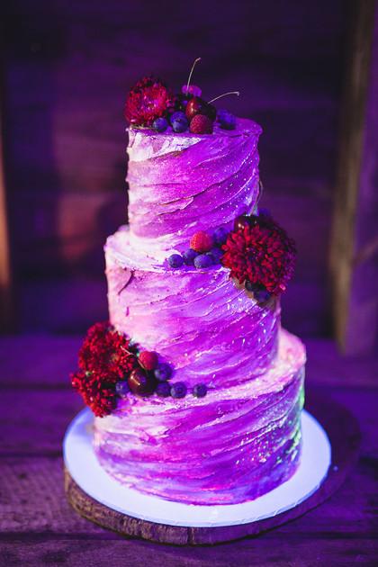 Colourful Cake Design
