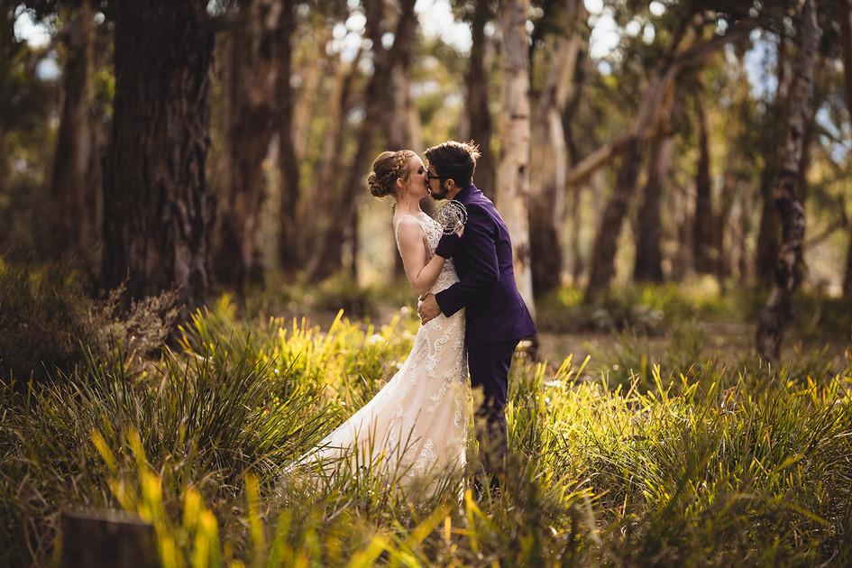 Hannah & Mack Cottage Wedding With a Twist