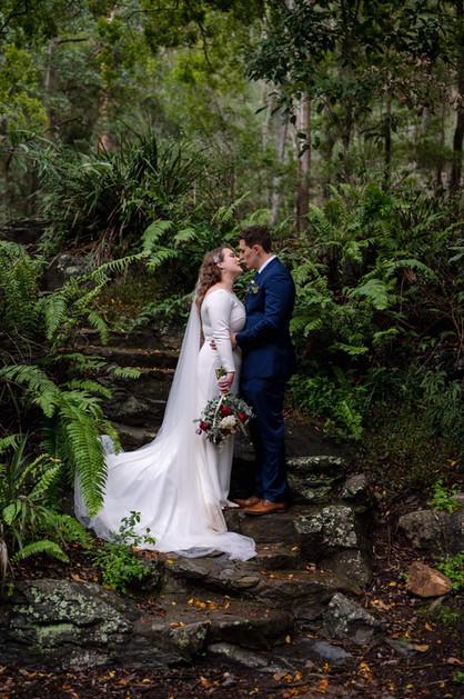 Izzy & Nathan's Bush Wedding