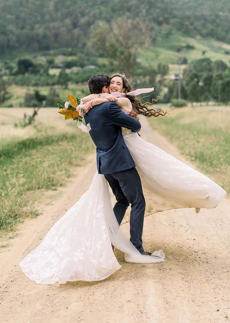 Paula & Damian's Wedding Day