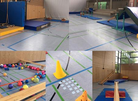 Spaß und Action mit dem TSV Murr beim Sommerferien-programm