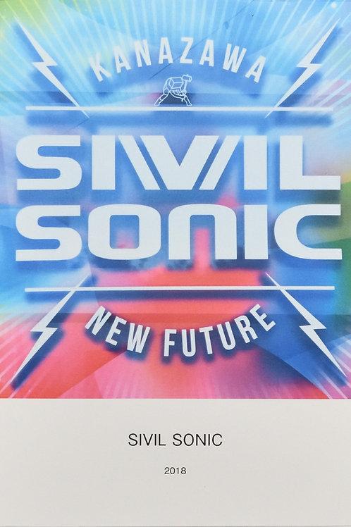【フォトブック】SIVIL SONIC2018