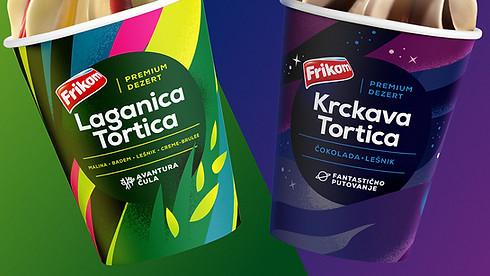 Frikom Tortice