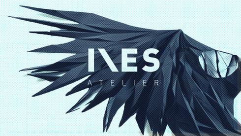 Ines Atelier - Bird in Space