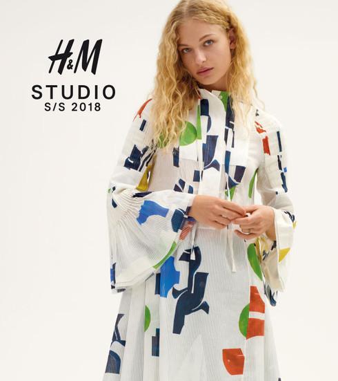 H&M Studio S/S 2018