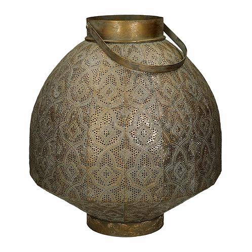 Lanterne Tarifa Métal doré