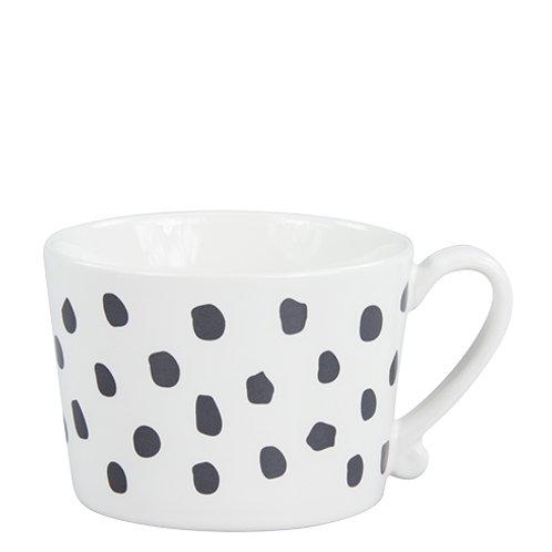 Tasse BC - Mug Pois noirs