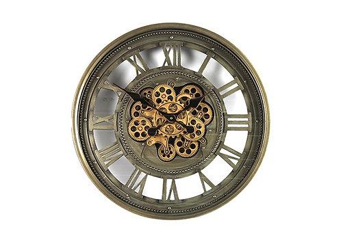 Horloge Marinus gris