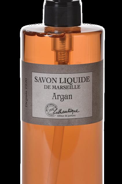 Savon de Marseille liquide ARGAN