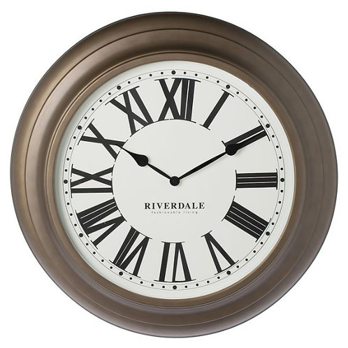 Horloge Classic Browm