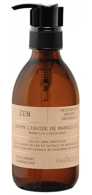 Savon de Marseille liquide Zen