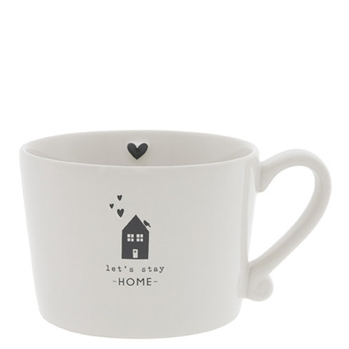 Tasse BC - Let's Stay Home
