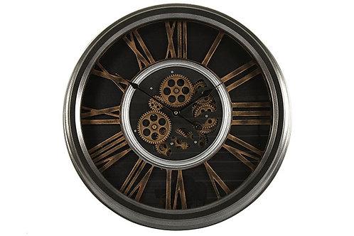 Horloge Grant gris
