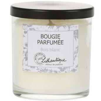 Bougie parfumée Bois blanc