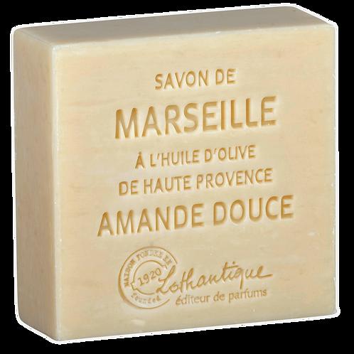 Savon de Marseille AMANDE DOUCE