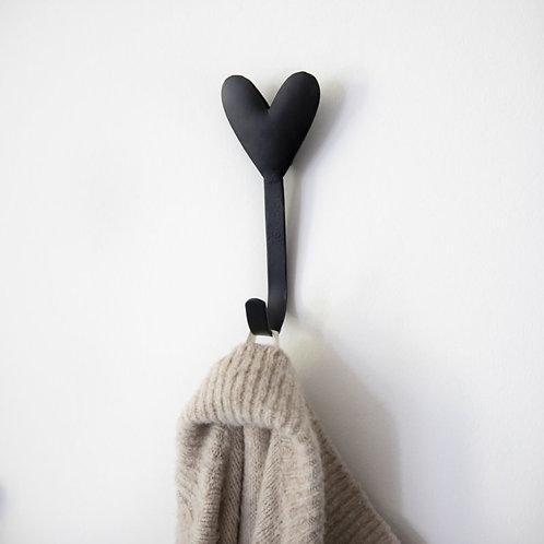 Accessoire BC - Crochet cœur