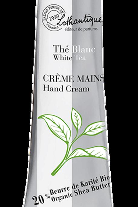 Crème Mains THÉ BLANC