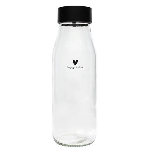 Carafe en verre BC - Happy Drink