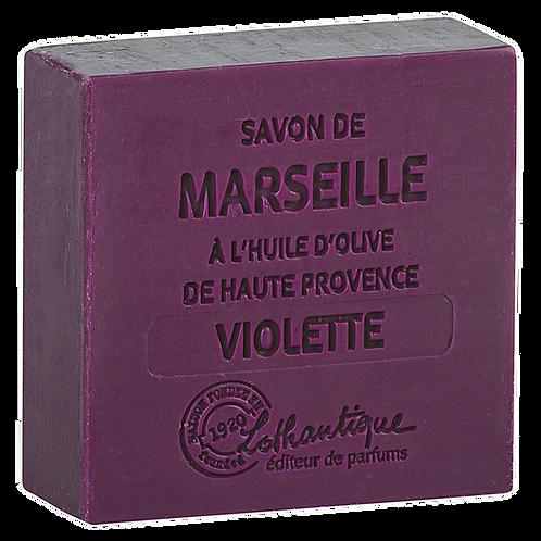Savon de Marseille VIOLETTE