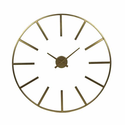 Horloge Zoulou - Or