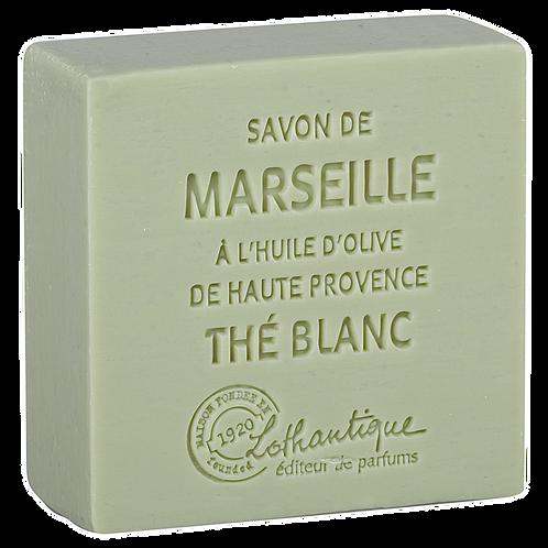 Savon de Marseille THÉ BLANC