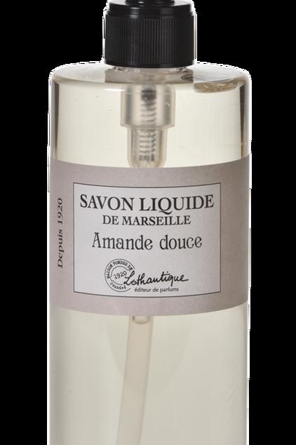 Savon de Marseille liquide AMANDE DOUCE