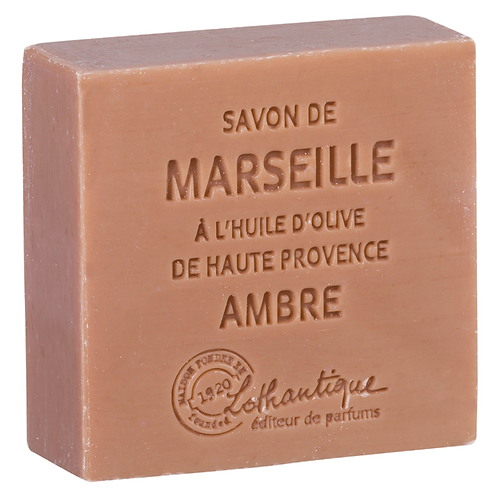 Savon de Marseille AMBRE
