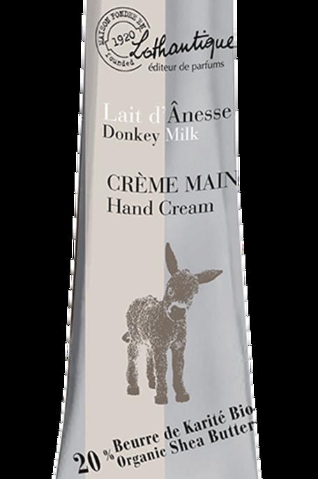 Crème Mains LAIT D'ÂNESSE