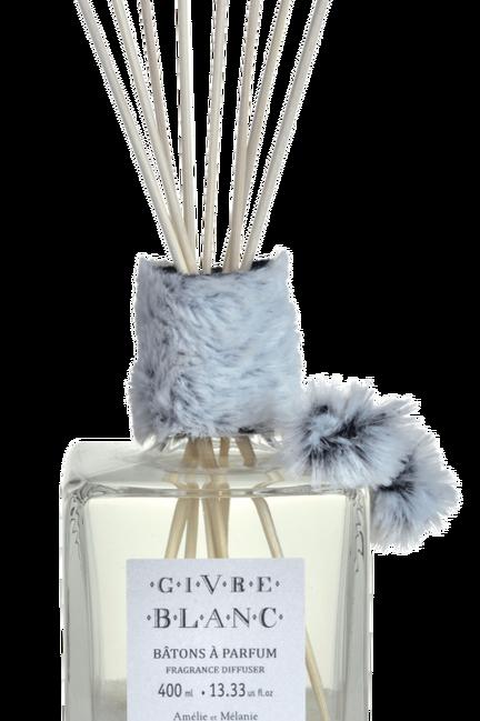 Bâtons à parfum Givre Blanc