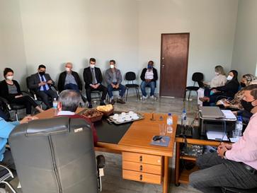 Reunião marca início das discussões sobre a reparação integral dos danos coletivos em Itatiaiuçu