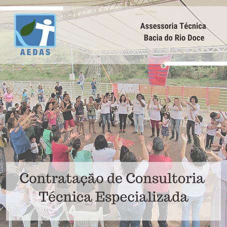 Resultado FINAL - TERMO DE REFERÊNCIA 10/2020 - ASSESSORIA TÉCNICA INDEPENDENTE BACIA DO RIO DOCE