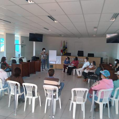 Reunião em Juatuba debate projetos e propostas de comunidades para execução do acordo