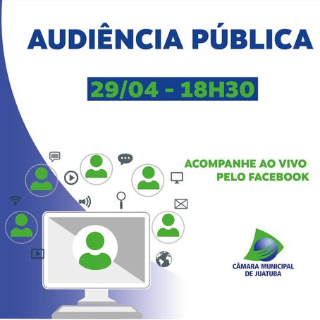 Audiência pública em Juatuba debate aplicação de recursos do acordo entre Governo de Minas e Vale
