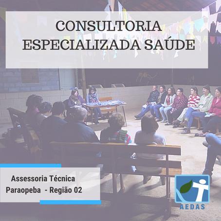 TERMO DE REFERÊNCIA 01/2020 / PARAOPEBA – REGIÃO 02 - CONSULTORIA ESPECIALIZADA SAÚDE