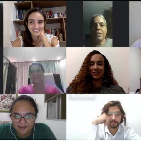 Renser e Aedas dialogam propostas de projetos para Brumadinho e denunciam prazos curtos