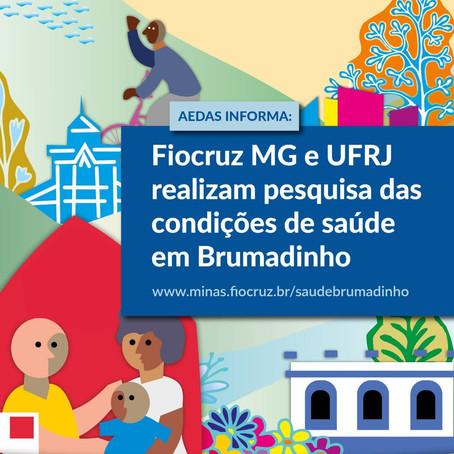 """""""Projeto Saúde Brumadinho"""": orientações quanto aos resultados dos exames que estão sendo liberados"""