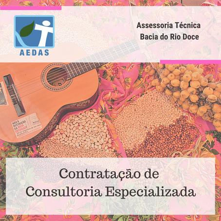 Resultado: TERMO DE REFERÊNCIA 08/2020 - ASSESSORIA TÉCNICA INDEPENDENTE BACIA DO RIO DOCE