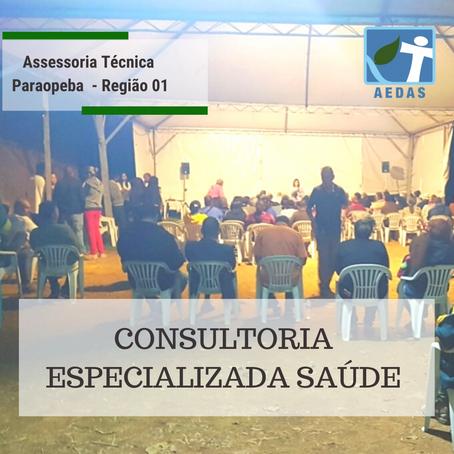 TERMO DE REFERÊNCIA 01/2020 -  CONSULTORIA ESPECIALIZADA SAÚDE