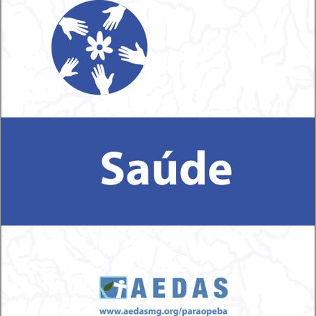 Cartilha de Roda de Diálogo da Aedas traz discussões sobre saúde