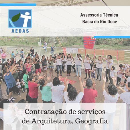 Resultado: TERMO DE REFERÊNCIA 13/2020 - ASSESSORIA TÉCNICA INDEPENDENTE BACIA DO RIO DOCE