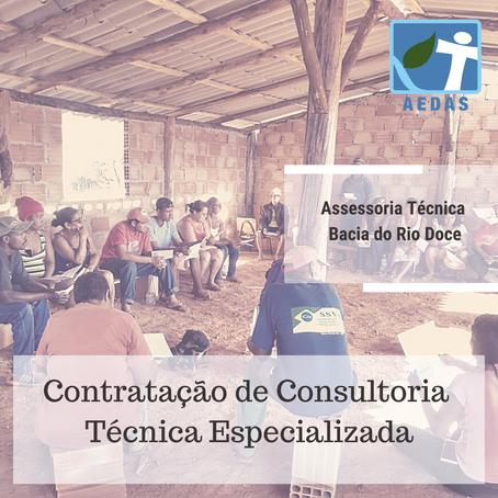 RESULTADO - TERMO DE REFERÊNCIA 05/2020 - ASSESSORIA TÉCNICA INDEPENDENTE BACIA DO RIO DOCE