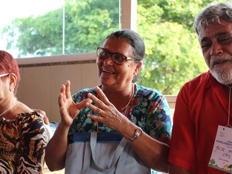AEDAS realiza seminários para exercer a escuta e entender danos de caseiras e caseiros e sitiantes