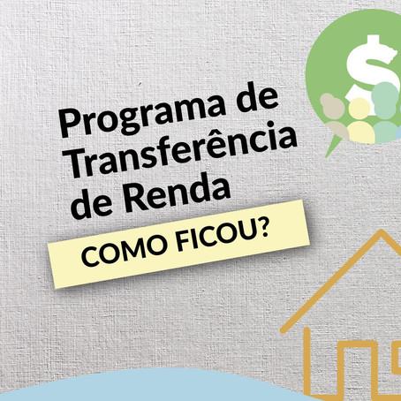Dúvidas e questionamentos marcam a devolutiva da Consulta do Programa de Transferência de Renda