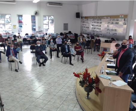 Audiência na Câmara de Brumadinho debate encaminhamentos coletivos para atingidos após acordo