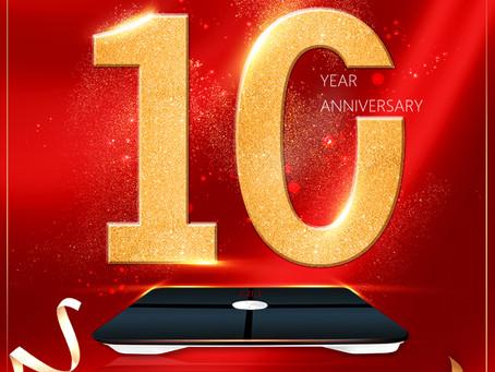 Frecom 10th anniversary